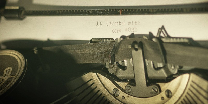 Typewriter Sound Effect Imovie
